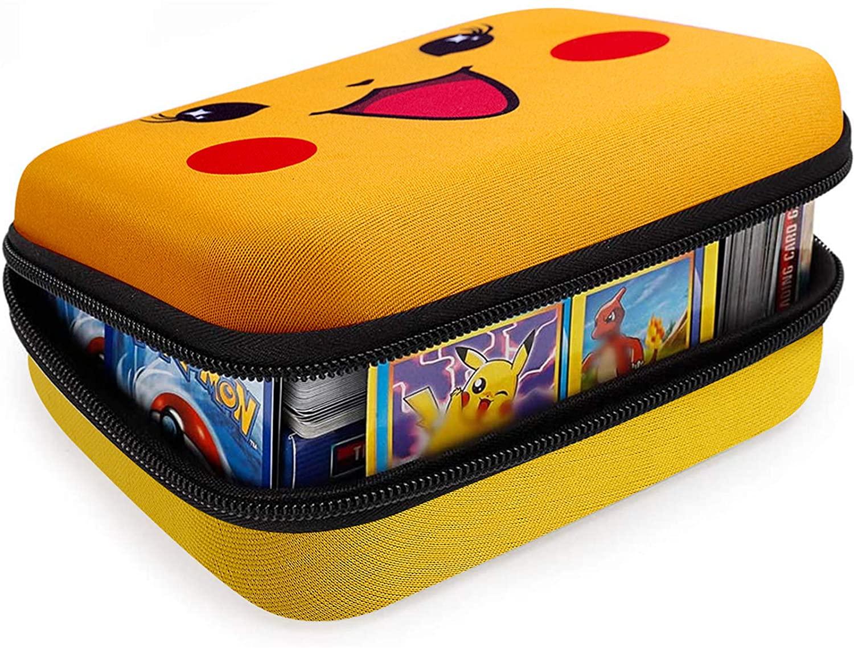 Portable Pokemon Card Deck Box