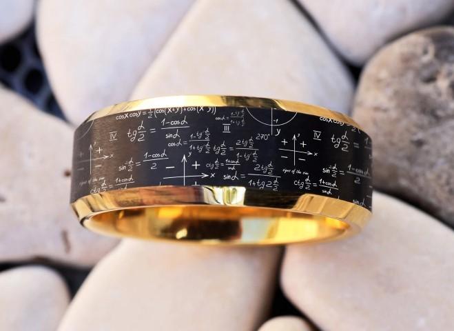 Programmer Wedding Rings For Nerds (Small)