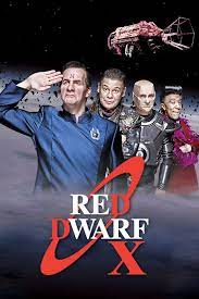 Red Dwarf - sci-fi comedy shows with aliens on amazon prime