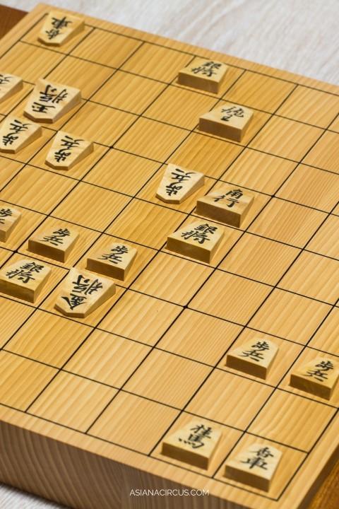 Shogi - traditional japnese hobbies (Small)