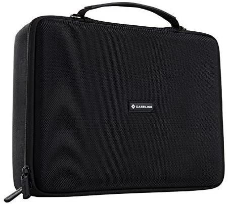 Soft briefcase box for 1650 cards