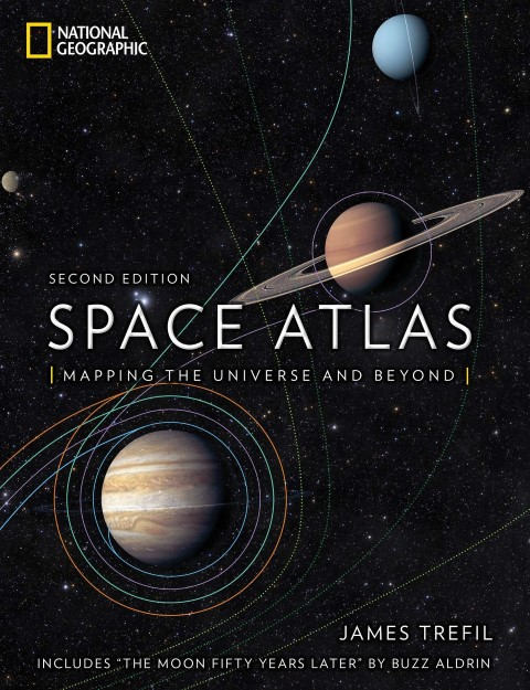 Space Atlas, Second Edition Mapping The Universe And Beyond (Small)