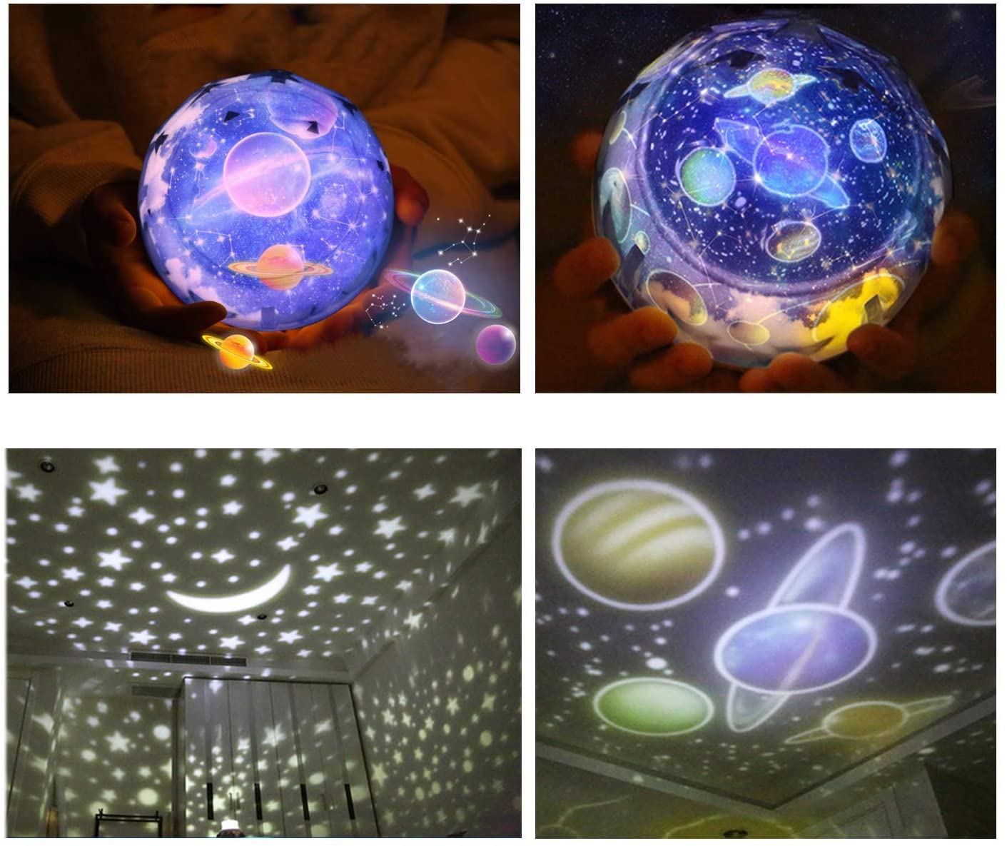Star Night Light for Kids - best astronomy gifts for space lovers