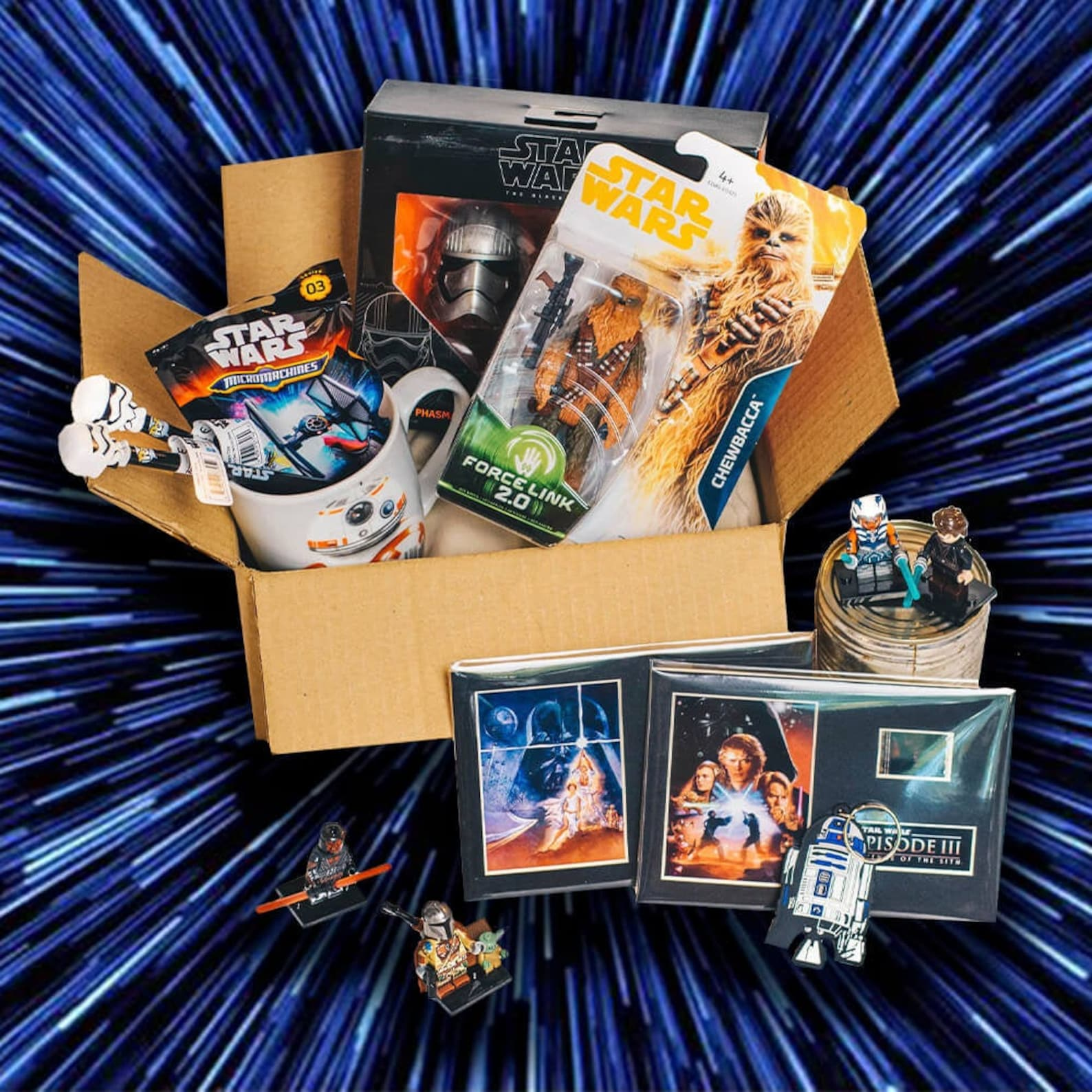 Star Wars Mystery Box Smugglers Crate