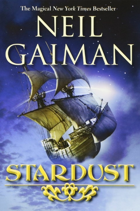 Stardust - romance fantasy books for adults (Small)