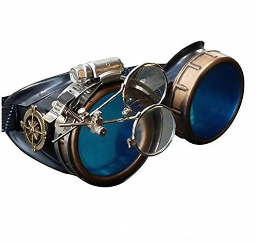 Steampunk Goggles (Small)