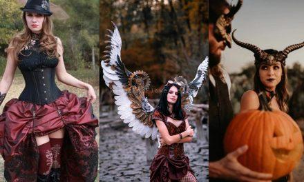 Best Steampunk Halloween Costumes & Accessories