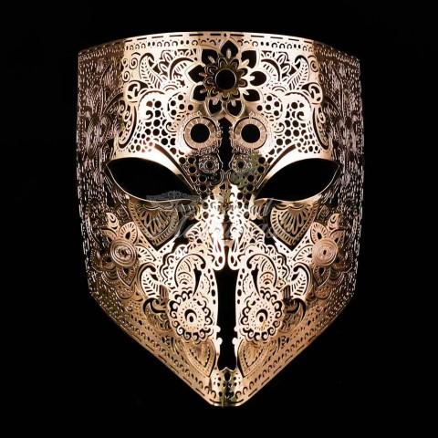 Steampunk Masquerade Mask (Small)