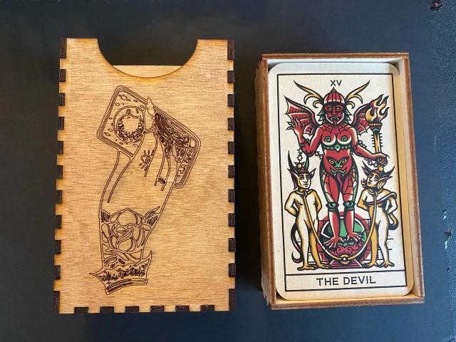 Tarot card box (Small)