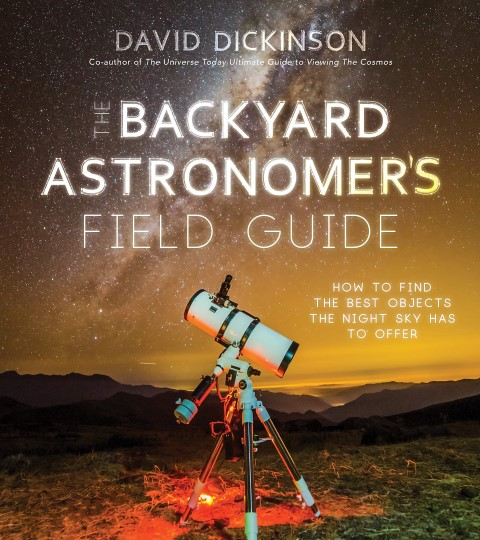 The Backyard Astronomer's Field Guide How to Find the Best Objects the Night Sky has to Offer (Small)