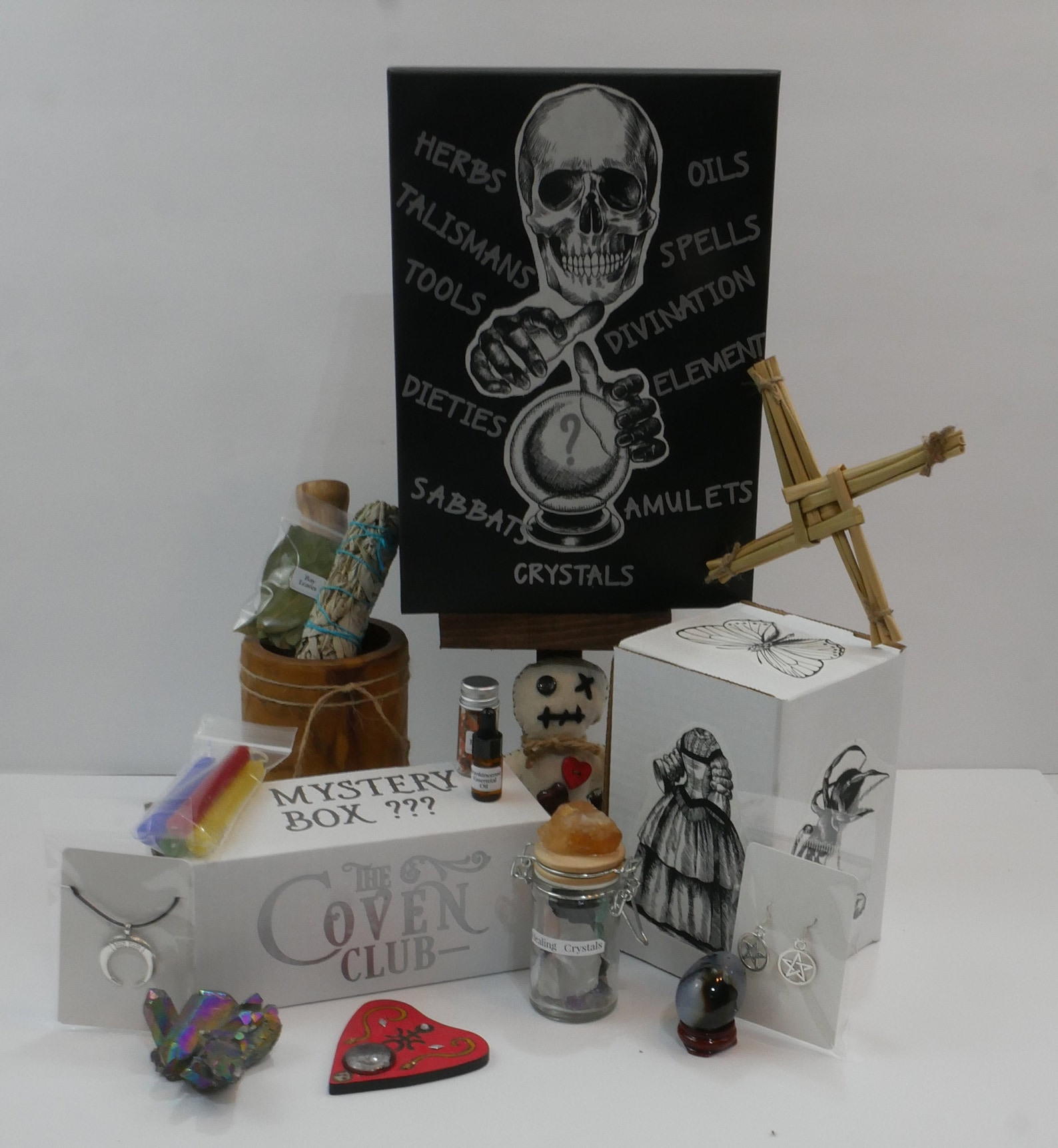 The Coven Club Witch Box