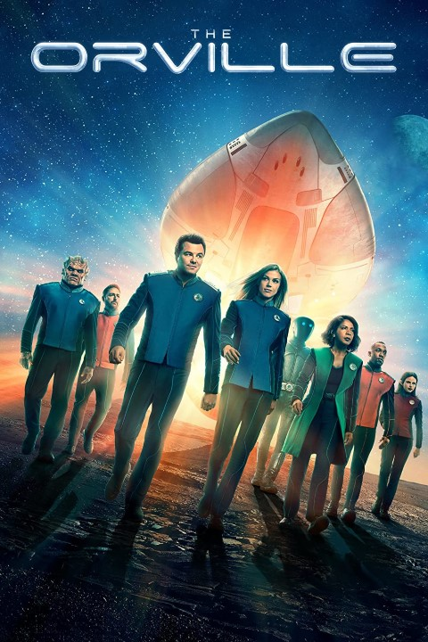 The Orville - best new shows with aliens (Small)