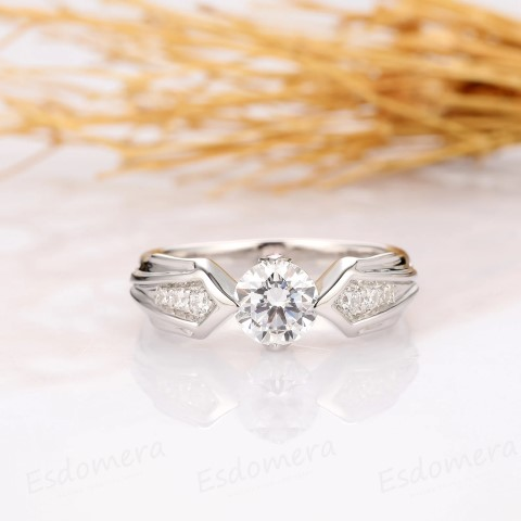 Zelda engagement ring for gamers & geeks (Small)