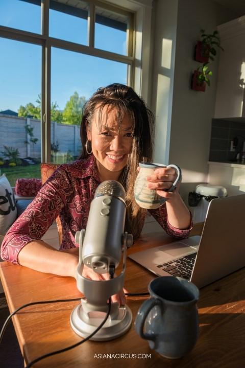 best creative hobbies that make money - podcasting