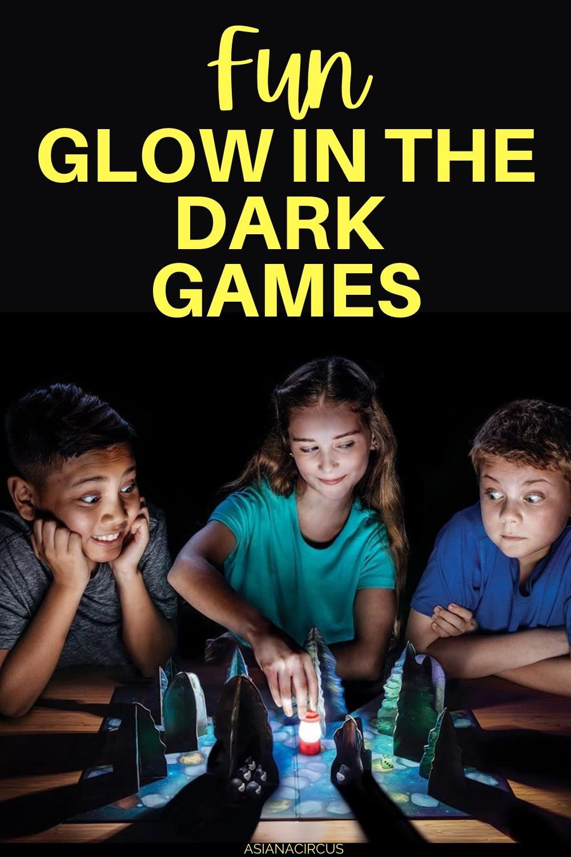 best glow in the dark games
