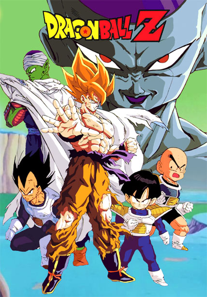 dragon ball z - best anime shows with aliens