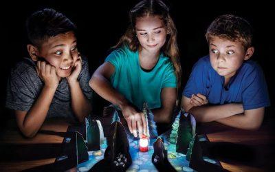 Fun Glow In The Dark Games (Indoor & Outdoor Games)