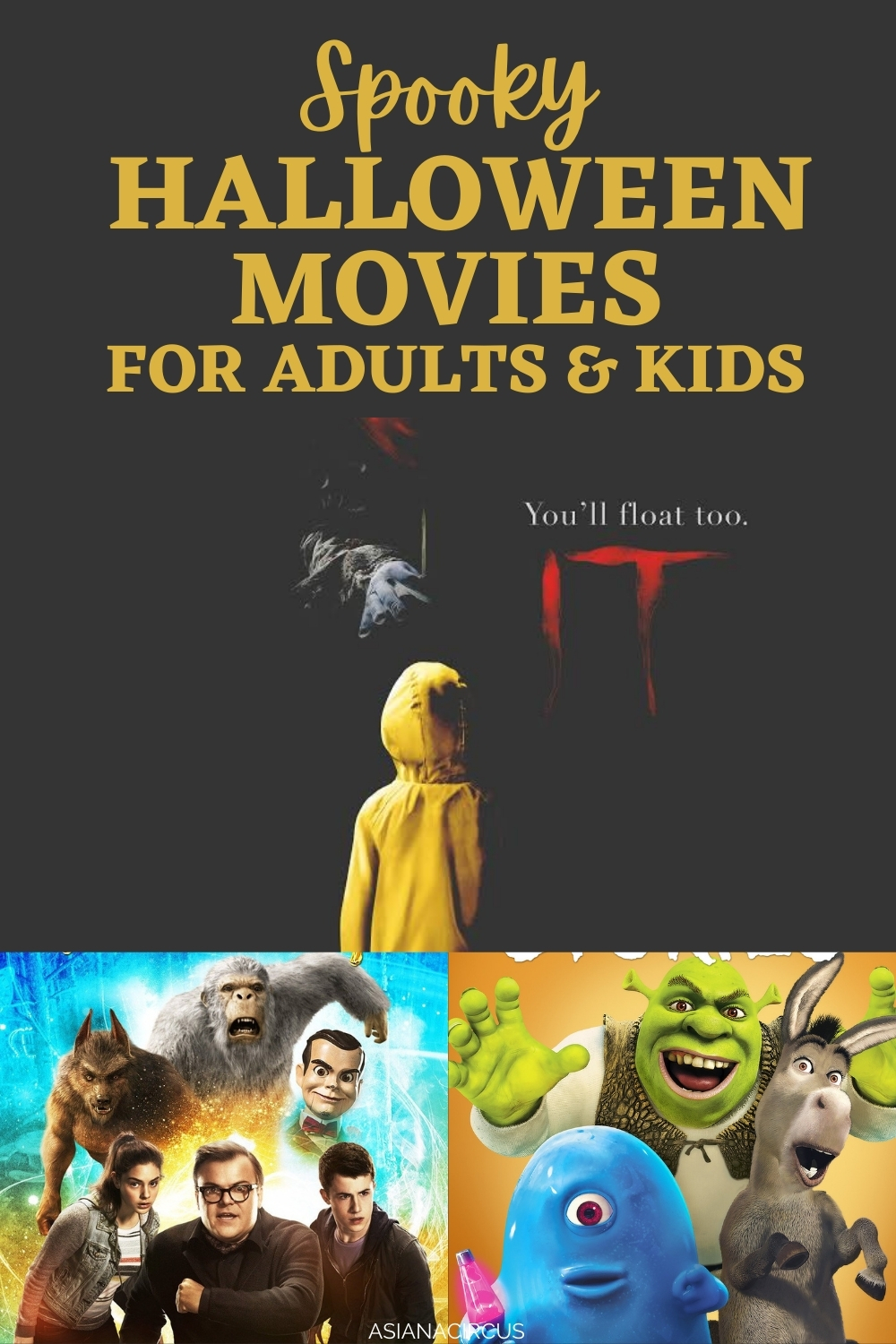 halloween movies on netflix for kids and adults