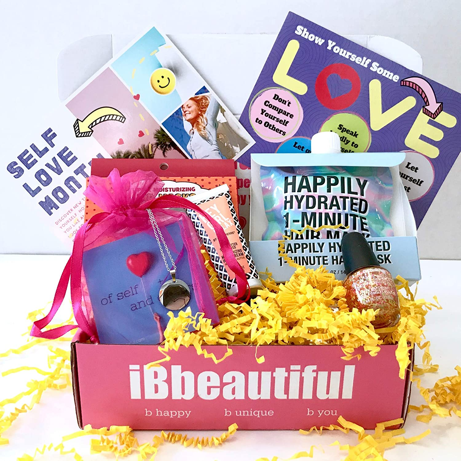 iBbeautiful Monthly Subscription Box for Teen Girls