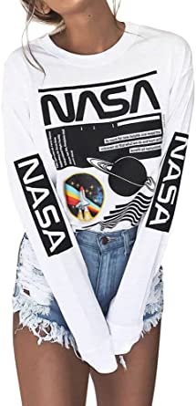nasa shirt - best gifts for space lovers