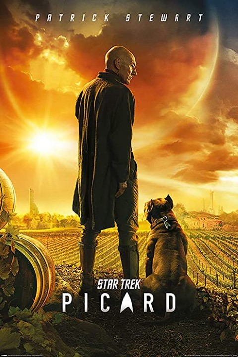 star trek picard - best new shows with aliens on Amazon (Small)