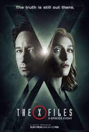 the x files - Crime, Drama, Mystery show with aliens on Hulu.
