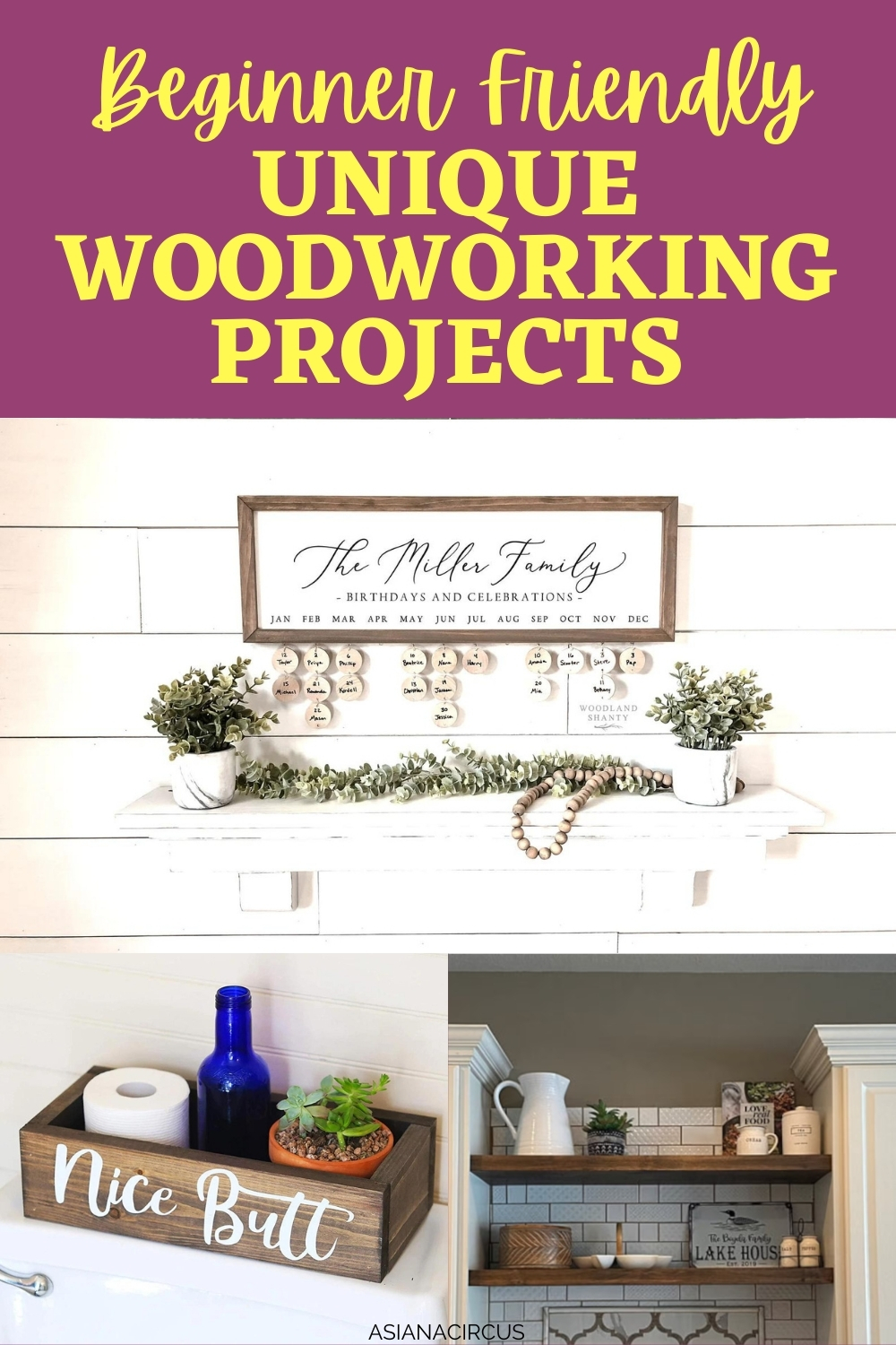 Beginner Friendly Unique Woodworking Projects That Sell