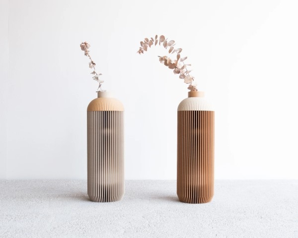 Woodworking Projects That Sell - Minimalist wooden vase