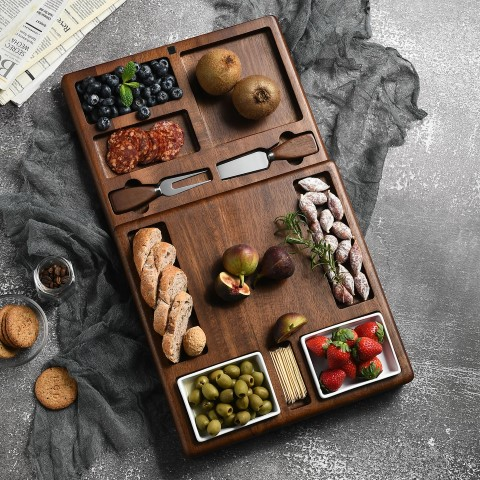 Woodworking Projects That Sell - Wood Cheese Board